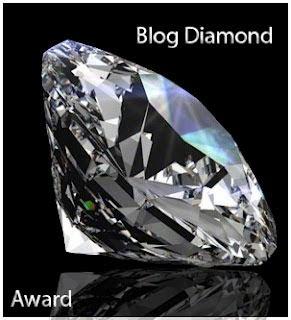 blog diamond award