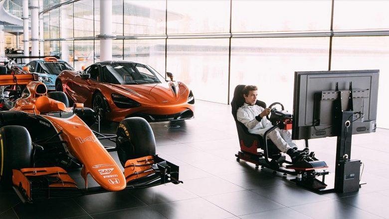 Ikuti Lomba Game Balab Online McLaren ! Dengan Hadian Jadi Pegawai Teknis McLaren