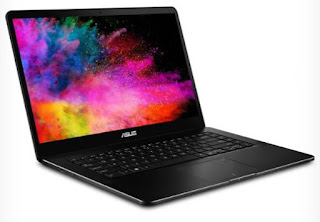 ASUS Back Presents ZenBook Pro UX550 To Support High Mobility