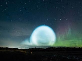 Una misteriosa y extraña Luna apareció Rusia. La explicación es perturbadora