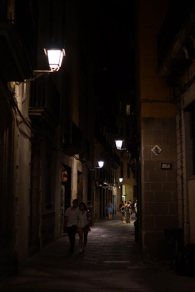Barcelona Hello Freckles August Summer Travel Blogger City Break Spain Gothic Quarter