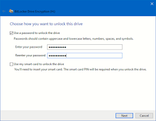 Cara Mengunci Flashdisk atau Hardisk Eksternal Tanpa Software