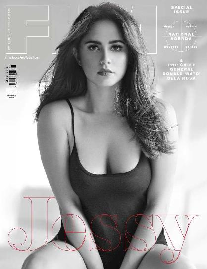 Download Gratis Free FHM Philippines Edisi September 2016 Jessy - www.insight-zone.com