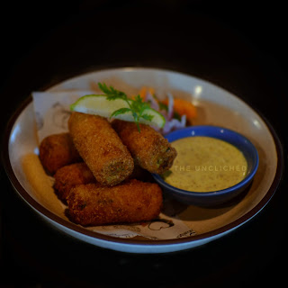 Crumb FriedFish Roll