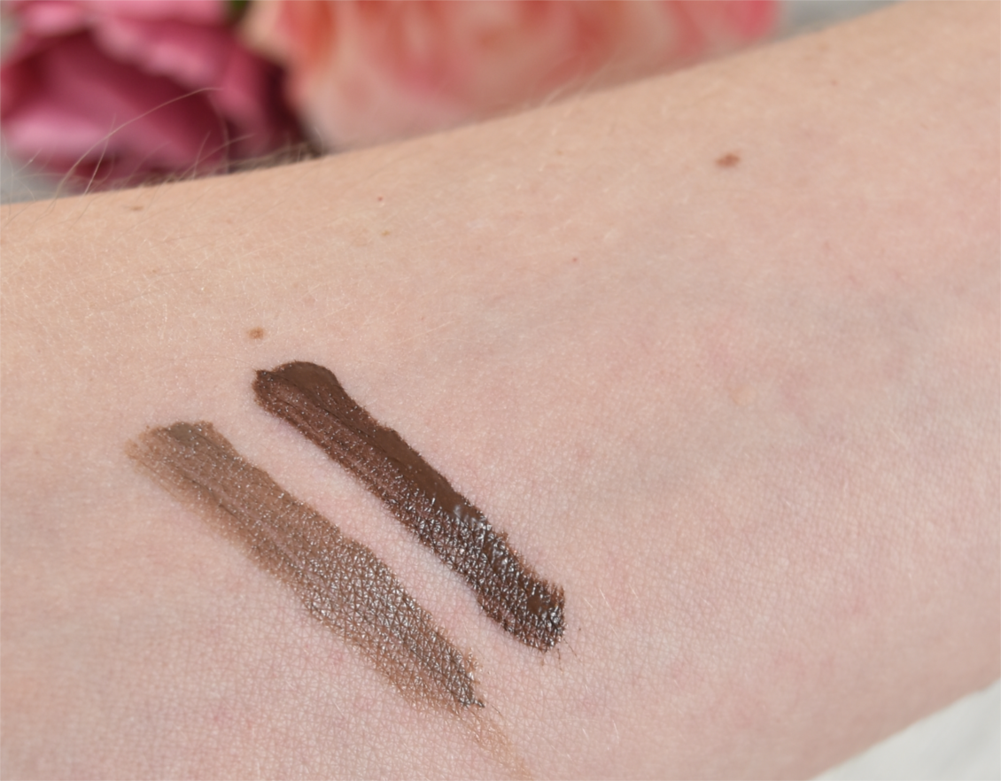 p2 cosmetics - Beauty VOYAGE Limited Edition - sweet saga eyebrow stylist swatch