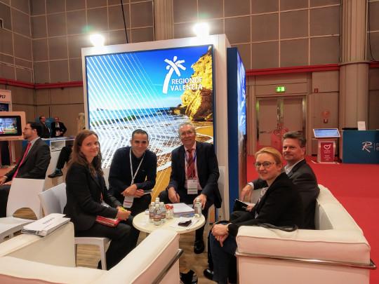 El aeropuerto de Castellón abre vías de colaboración con los de Budapest y Katowice para promocionar las nuevas rutas