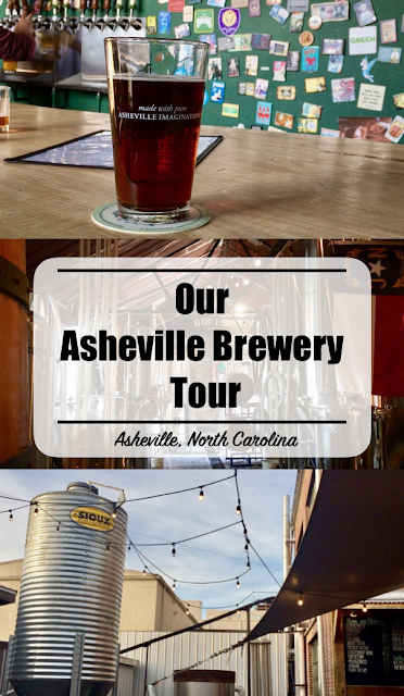 Asheville Brewery Tour