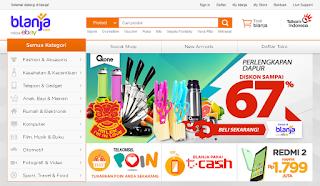 Tips Belanja Gadget Secara Online di Blanja.com