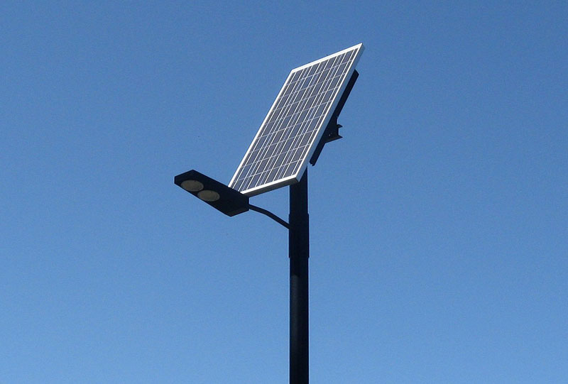 solar photovoltaic street lighting system