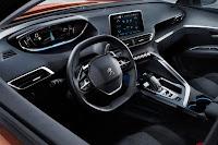 Peugeot 3008 (2017) Dashboard