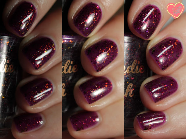 My Indie Polish Hendrix swatch by Streets Ahead Style