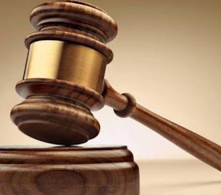 न्यायालय की चौखट
