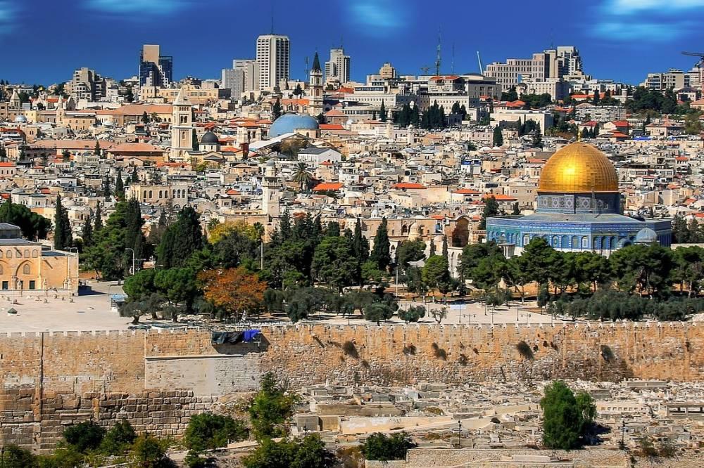 Tump reconhece Jerusalém como capital de Istael e planeja mover a embaixada dos EUA para lá