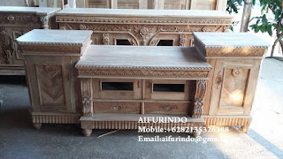 Interior Classic furniture,French Furniture Indonesia,Classic Furniture Indonesia,Antique reproduction Mahogany
