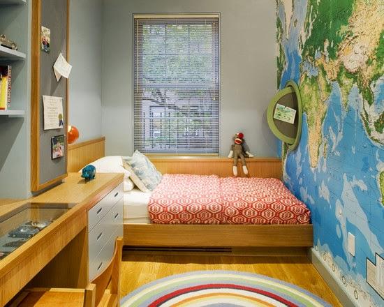 quartos de menino