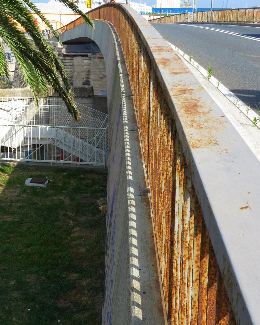 Santa Trinita bridge, Livorno