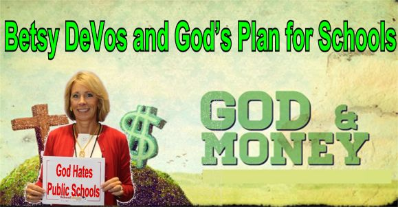 Betsy Devos Nomination Chilling >> Big Education Ape Betsy Devos Wants To Use America S Schools To