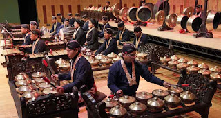 Seni Musik Tradisional Jawa