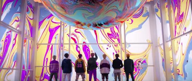Lirik Lagu DNA - BTS