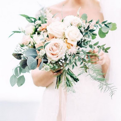 hoa cầm tay cô dâu đẹp 1