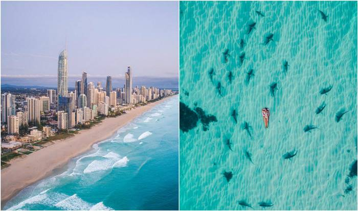 Urban and Natural Aerial View of Western Australia   Mitchell Clarke