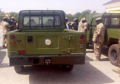 IVM G12 - Nigeria's First Indigenous Military Vehicle