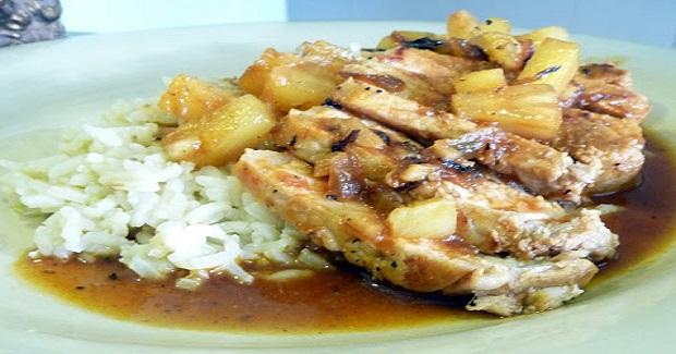Tropical Pork Chops Recipe