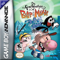 The Grim Adventures of Billy & Mandy: