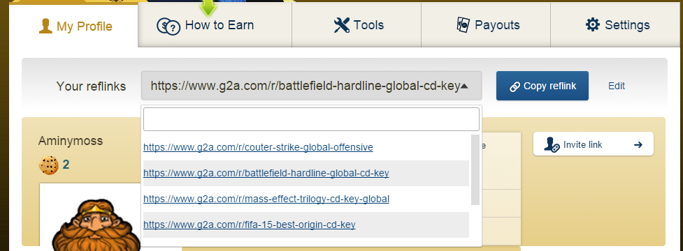 g2a goldmine how to make money with g2a depotech
