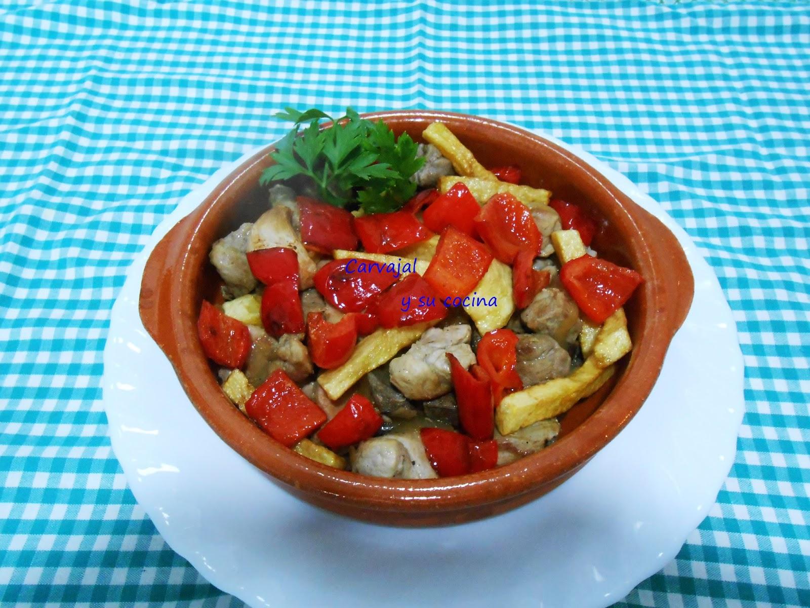 Carvajal y su cocina for Cocina 5 ingredientes jamie
