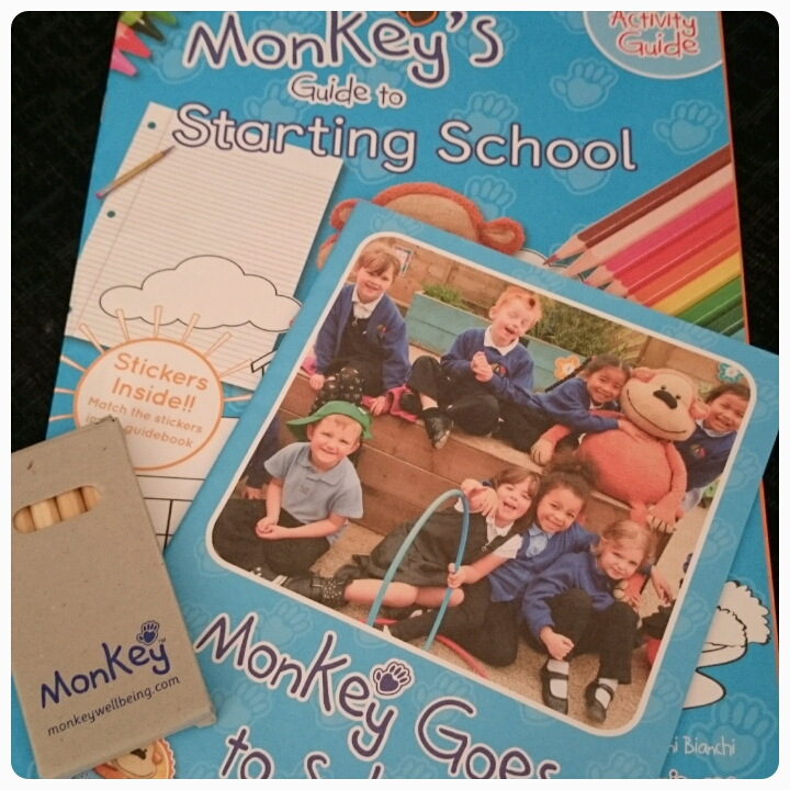 monkey goes to school monkey wellbeing
