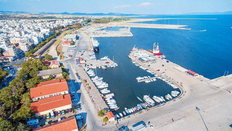 Ξεκινούν οι διαδικασίες ιδιωτικοποίησης για το Λιμάνι της Αλεξανδρούπολης