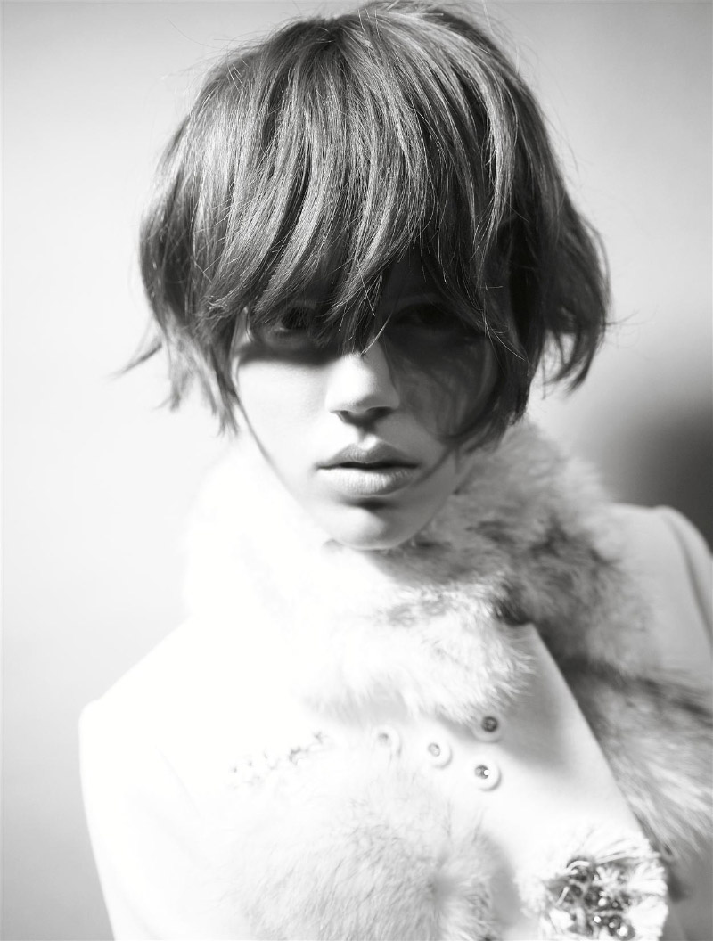 10 Models Rocking Short Hairstyles