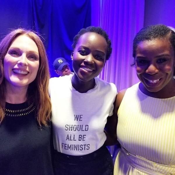 Lupita Nyong'o, Uzo Aduba, Drake raise $15m toward Hurricane Relief