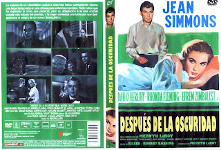 Carátula dvd: Después de la oscuridad (1958) Home Before Dark