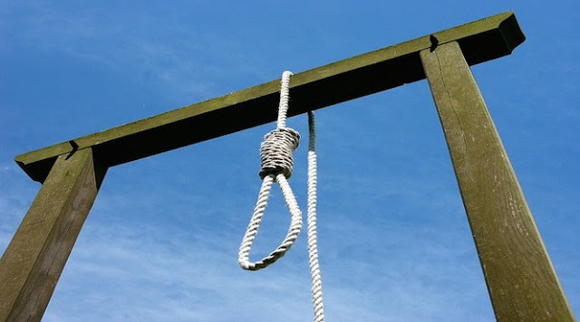 21-year-old to die by hanging for armed robbery