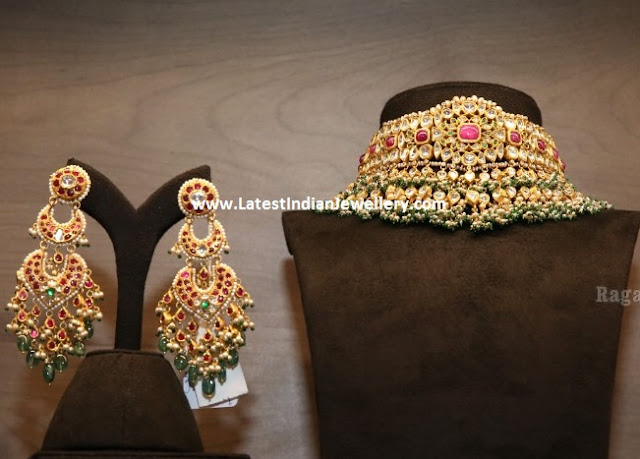 Mahanati Movie Jewellery