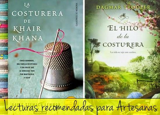 novelas, libros, costureras, artesanas, lectura, labores, leer, educación