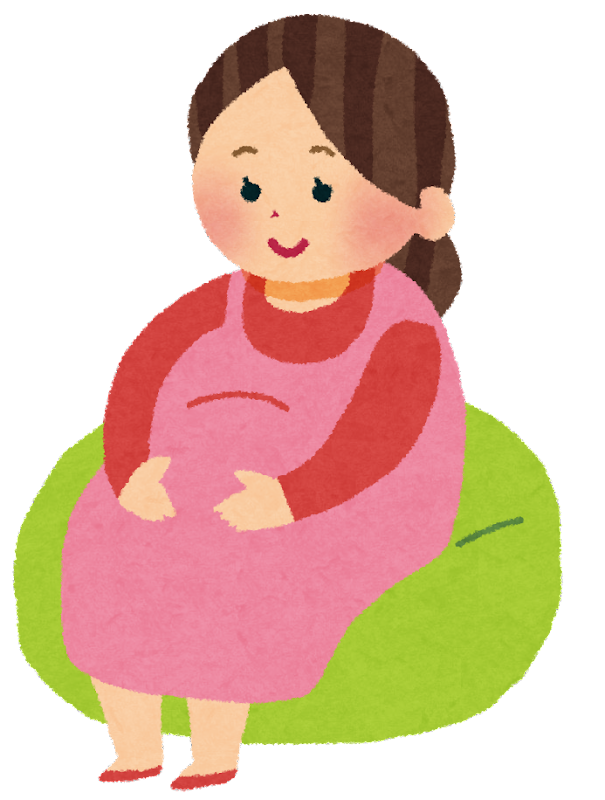 「フリー素材 妊婦 病気」の画像検索結果