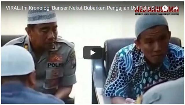 'Bubarkan Pengajian dengan Alasan Jaga NKRI, Omong Kosong'