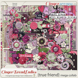 True Friend by GingerBread Ladies Mega Collab