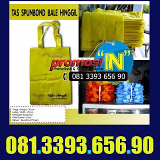 Vendor Tas Promosi Spunbond Murah di Surabaya