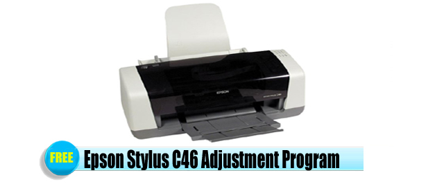 Epson Stylus C46 Adjustment Program