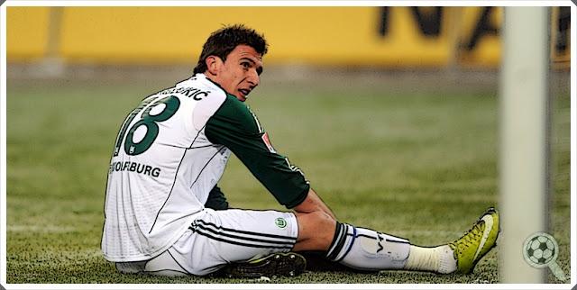 Mandzukic Wolfsburg