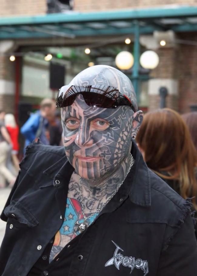 Refazer tatuagens