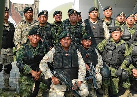 ¿Qué son los Gafes? Temidos por el Narco