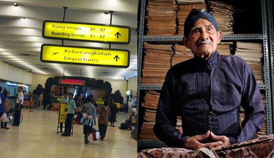 Inilah Beberapa Bandara Yang Menggunakan Bahasa Jawa, Bahkan Hingga Dubai
