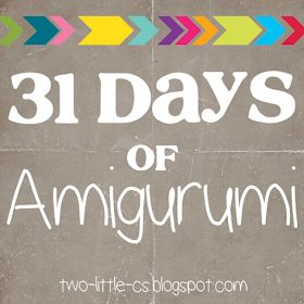 31 Days of Amigurumi is the place to learn all about creating your own Amigurumi.