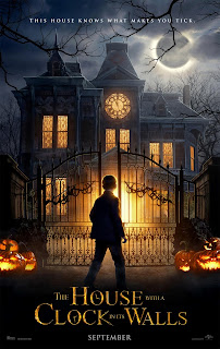 The House with a Clock in its Walls - Poster & Trailer