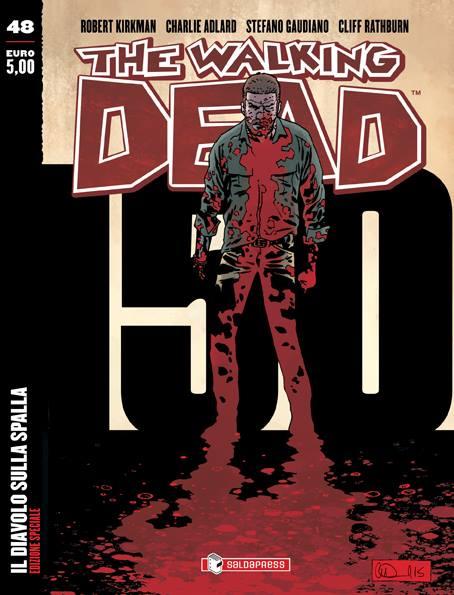 The Walking Dead #48: Il diavolo sulla spalla [variant cover]